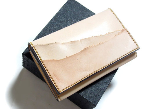 本革名刺入れ&カードケース:THEOGONIA