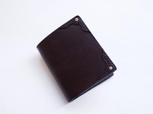 カスタマイズ革財布1